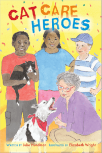 Cat Care Heroes - Book Cover image